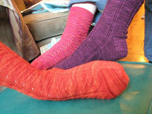 Sock sisters