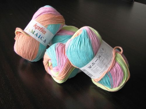 Easter yarn