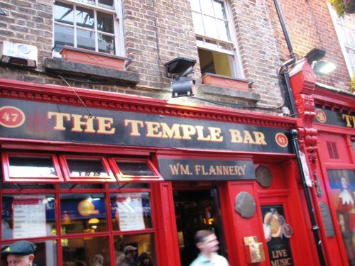 Temple bar temple bar