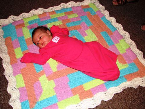 Ellas blanket