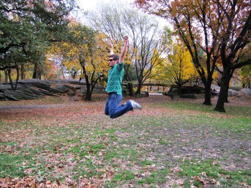 Ben likes fall