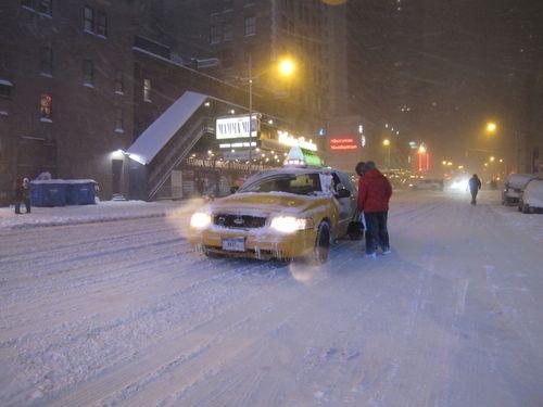 Cold cab