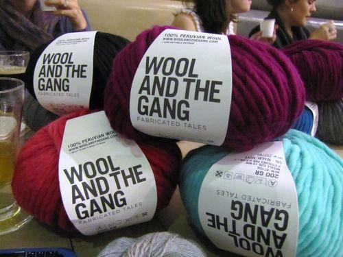 I won wool