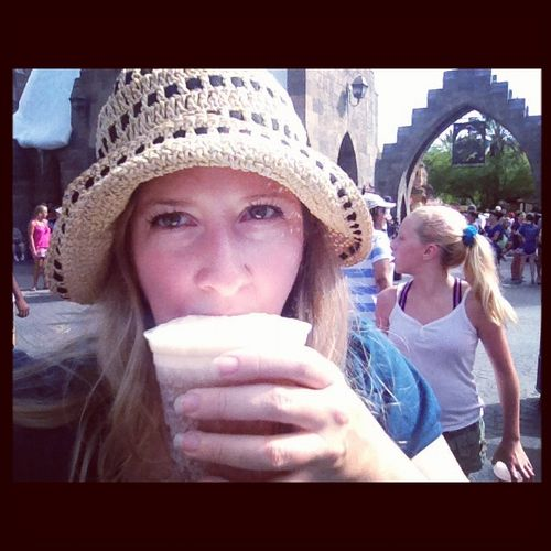 Inbibing the butterbeer