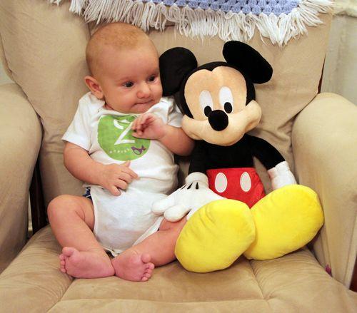 Roman Mickey 2 months 2