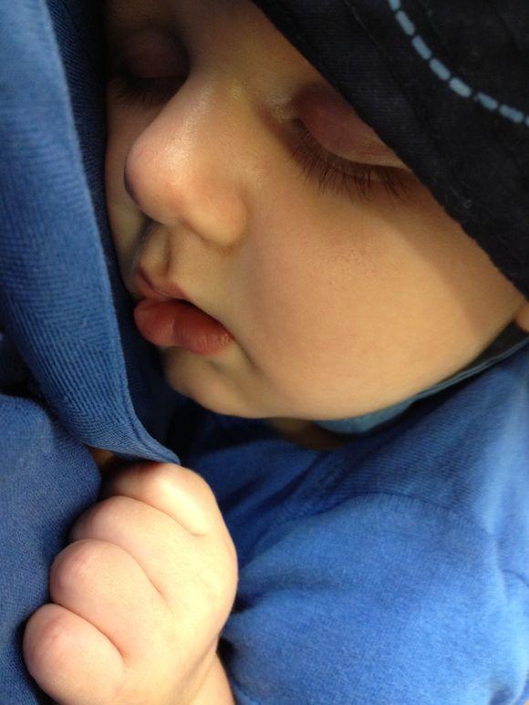 Sleepy Baby Days