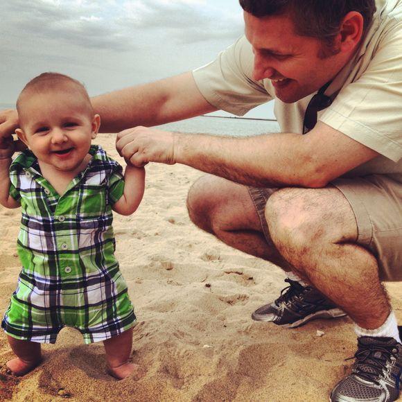 Roman's First Beach