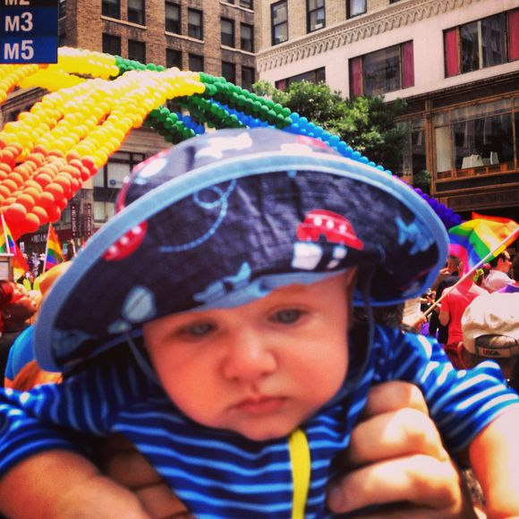 Happy Pride Parade, New York City!