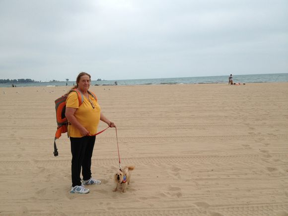 Chicago with Grandma!