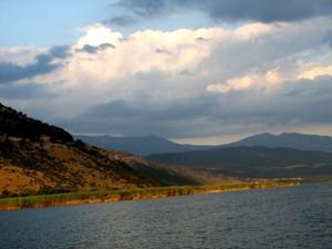 Sunset_on_the_lake