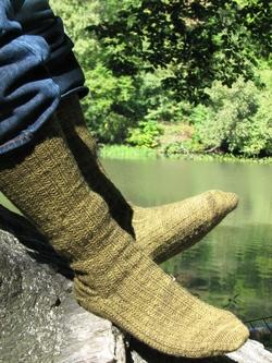Strolling_socks